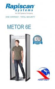 Cổng dò kim loại Metor 6E