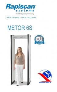 Cổng dò kim loại Metor 6S